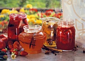 Assorted Fruit Preserves