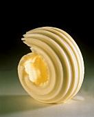 A Butter Curl Close Up