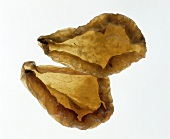 Two Pieces of Dried Pear