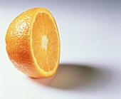 An Orange Half