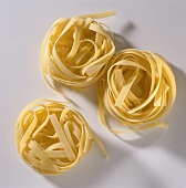 Three Noodle Nests