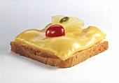 Hawaiian toast