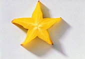 A Slice of Star Fruit