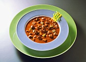Goulash Soup with Paprika