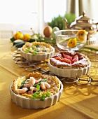 Shrimp Mini Pies