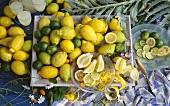 Lemons and Limes