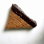 A Nussecke (German nut triangle)
