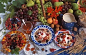Muesli with Assorted Fruit and Grains