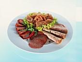 Assorted Sandwich Meats