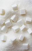 Assorted Sugar Still Life