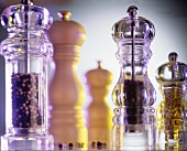 Assorted Pepper Mills