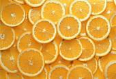Many Orange Slices
