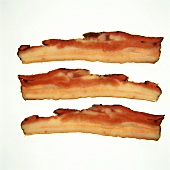Three Bacon Slices