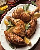 Chicken Alla Diavola