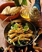 Zucchini libanesische Art
