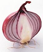 Red Onion Half