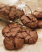 Chocolate Flush (englische Schokoladenplätzchen)
