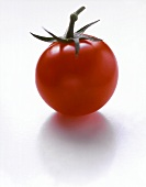 A Single Grape Tomato