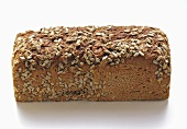 Tin loaf with sunflower seeds