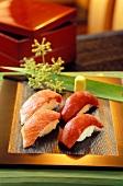 Sushi: Otoru and Chutoro
