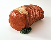 A Rolled Beef Roast