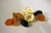 Dried fruit (apricots, plums, pear, apple slices)