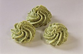 Herb butter (three rosettes)