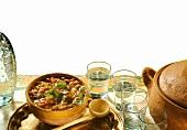 Moroccan Ramadan soup (Harira)