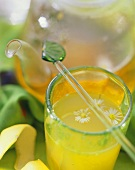 Camomile citrus punch