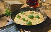 Patate al forno (Überbackene Kartoffelpfanne, Italien)