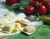 Fresh Made Ravioli