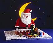 Marzipan Father Christmas