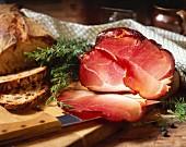 A Glazed Ham