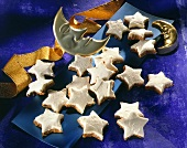 Cinnamon stars for Christmas