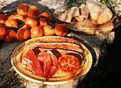 Pa amb oli: Majorcan farmhouse bread with oil