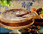 Gato de almendra: Majorcan almond cake