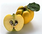 Halved Quince