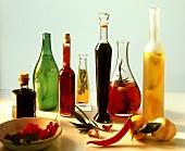 Various Kinds of Vinegar