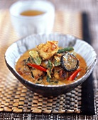Lamb and Vegetable Curry (Asian Style)