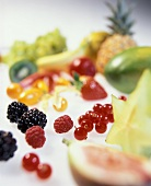Berries and Exotic Fruits