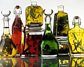 Herbed Oils and Vinegars