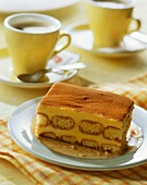 Tiramisù (layered mascarpone and coffee dessert, Italy)