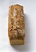 A tin loaf (mixed-grain)