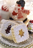 Biscuits for Christmas: Vienna Spitzbuben
