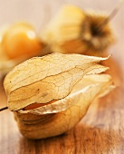 Cape gooseberries (close-up)