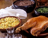 Brazilian pork dish (Leitao a pururuca)