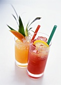 Exotic Fruit Cocktails