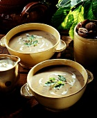 French chestnut soup