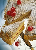 Cherry gateau from Zug, Switzerland