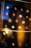 Climatised wine cabinet